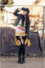 Dr-martens-boots-leather-forever21-jacket-evil-twin-leggings