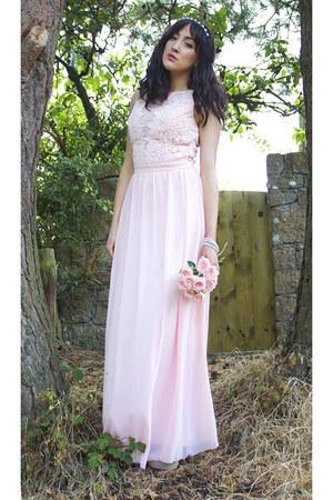 light pink Chichiclothing dress