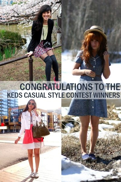 Keds Spring/Summer 2013 Collection