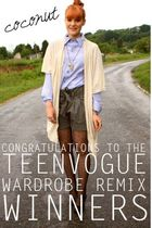 TeenVOGUE Wardrobe Remix Winners