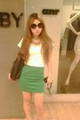 Shoes-sunglasses-skirt