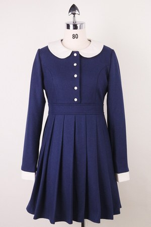 wool blend Chicwish dress