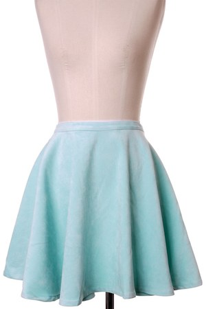 cotton Chicwish skirt