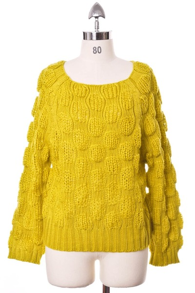polyester Chicwish jumper