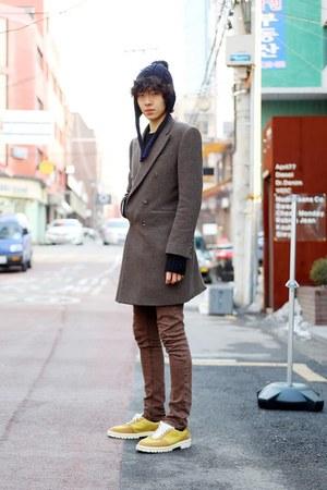 brown Vandalist coat