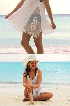 cover-up Zara top