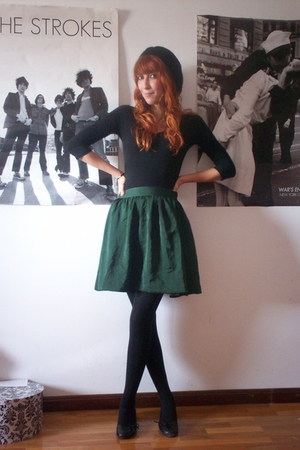 H&amp;M shirt - Primark accessories - H&amp;M skirt - Zara shoes