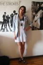 Gray-primark-blazer-white-primark-dress-black-zara-shoes-silver-given-to-m