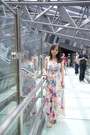 Korea-brand-dress-vintage-wedges
