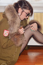 Army-green-chicwish-coat-black-deena-ozzy-boots