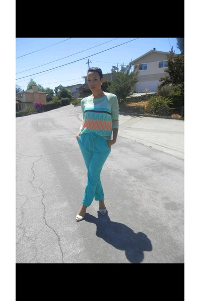 aquamarine ClosetPiece sweater