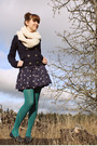 Blue-h-m-jacket-blue-forever-21-dress-blue-we-love-colors-tights-blue-seco
