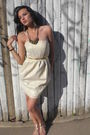 Cream-gold-dress-h-m-accessories-cynthia-rowley-shoes