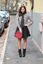 Susymix sweater - Dolce & Gabbana boots - project 149 skirt