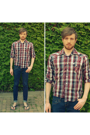 navy skinny jeans hollister jeans