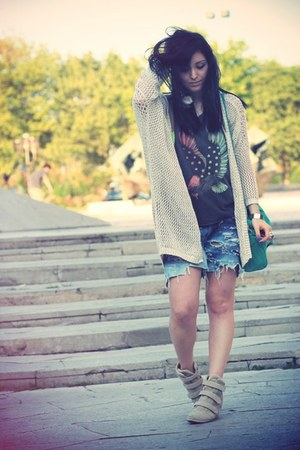 knitted brandy melville cardigan