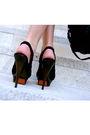 Beige-zara-dress-black-elizabeth-and-james-shoes-gold-low-luv-erin-wasson-ne