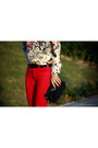 Red-silk-zara-blouse-red-skinny-jeans-witchery-jeans