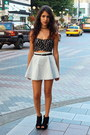 Forever-21-top-american-apparel-skirt