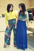 skirt - chiffon Jolie & Deen skirt - skirt - skirt - skirt