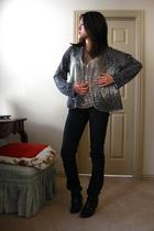gray Buffalo Exchange jacket