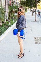 Blue HAUTE & REBELLIOUS Bags