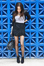 Black-nastygal-skirt-silver-basics-top-black-twenty-twelve-sweater-black-a