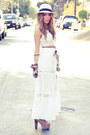White-contrast-lace-haute-rebellious-dress