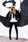 Black-legging-obssesion-leggings-white-f21-t-shirt-black-h-m-coat-black-le