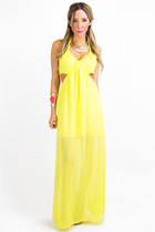 Yellow-chiffon-haute-rebellious-dress