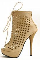 cutout HAUTE & REBELLIOUS heels