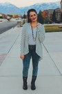 Dark-gray-combat-boots-forever-21-boots-blue-grunge-forever-21-jeans