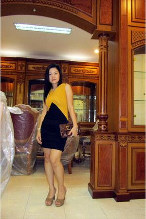 JRep dress - Shoe Effects heels