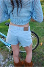 Denim Shorts Calvin Klein Shorts