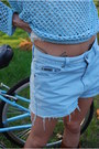 Denim-shorts-calvin-klein-shorts
