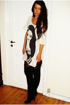 Nmph t-shirt - Friis & Co boots