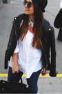 Pimkie-necklace-white-zara-shirt-furla-bag-black-asos-sunglasses