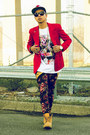 Timberland-boots-floral-bdg-jeans