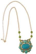 flower Diamond Petal necklace