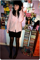 H&M shirt - Per Una t-shirt - H&M skirt
