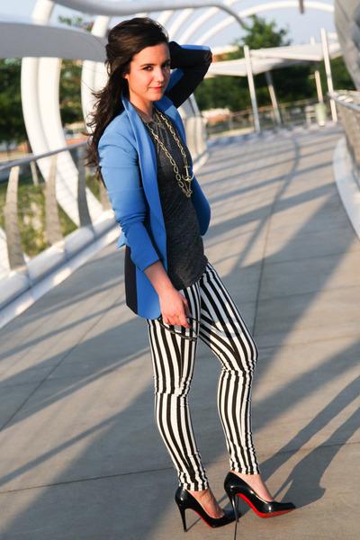 blazer rag & bone blazer - jeans Hudson jeans - t-shirt rag & bone t-shirt