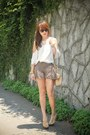 Eggshell-lamb-shoes-light-brown-fendi-bag-light-brown-zara-shorts