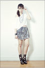 Black-accessories-white-nectar-shirt-black-forever-21-skirt-black-michael-