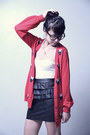 Brick-red-forever21-cardigan-white-forever21-top-black-forever21-skirt-mus