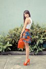 Red-furla-bag-blue-stylestunner-mania-skirt-red-zara-heels