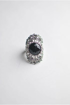 charcoal gray Doris Apparel ring
