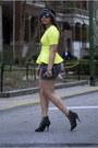 Zerouv-sunglasses-clothes-envy-heels-forever-21-skirt-forever-21-top