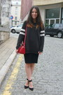 Red-zara-bag-black-zara-jumper-black-h-m-skirt-black-zara-heels