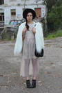 Black-zara-boots-light-pink-zara-dress-white-faux-fur-zara-coat