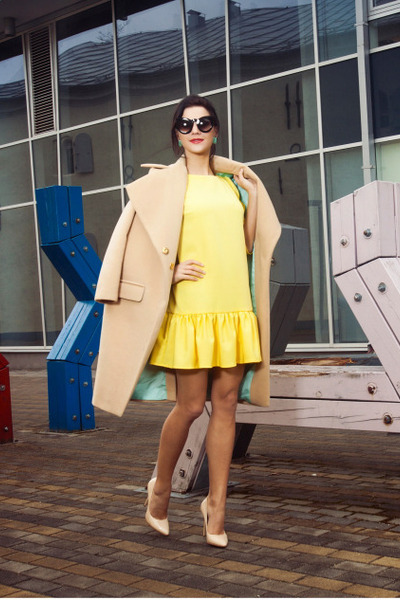 EFL dress - EFL coat